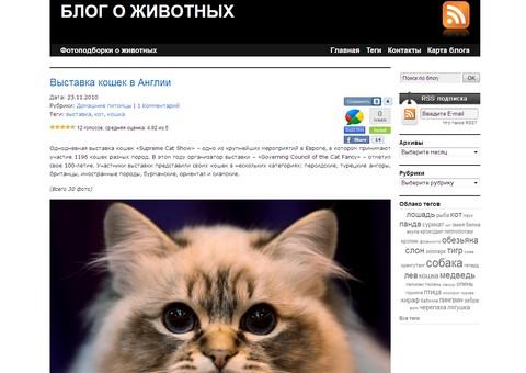 animalpicture.ru - Блог о животных