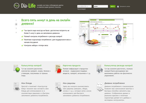 dia-life.ru - Онлайн-диета