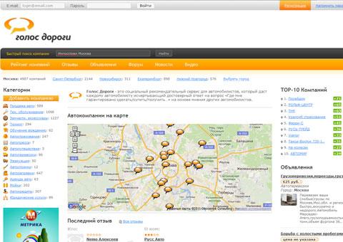 golosdorogi.ru - Голос дороги