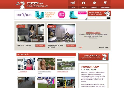 humour.com - Юмористические фото- видео с зарубежного сайта