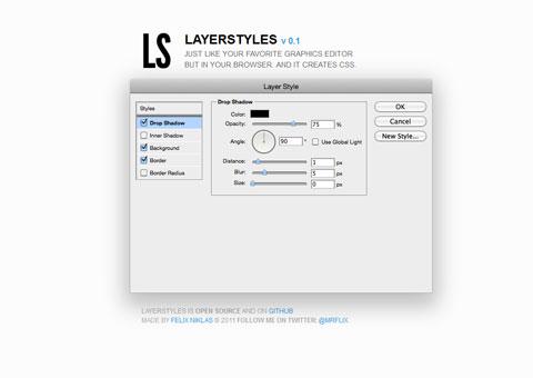 layerstyles.org - программа для создания эффектов