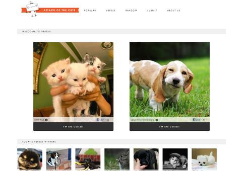 attackofthecute.com - Атака кошек и др.