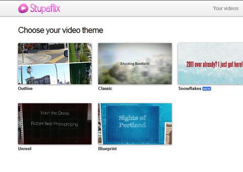 studio.stupeflix.com - Видео презентация из фотографий
