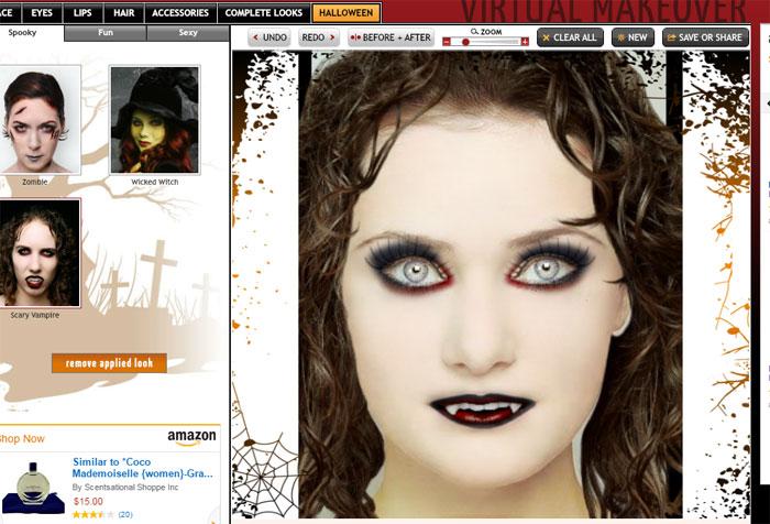 Программа по макияжу онлайн