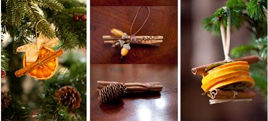 украшения на елку своими руками