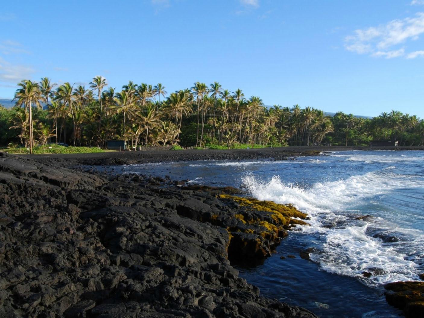 01 Самые необычные пляжи мира (фото)
