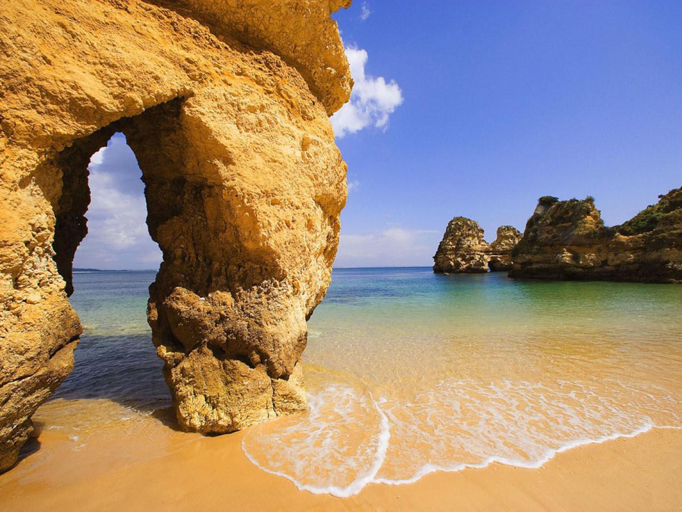 Самые необычные пляжи мира (фото)