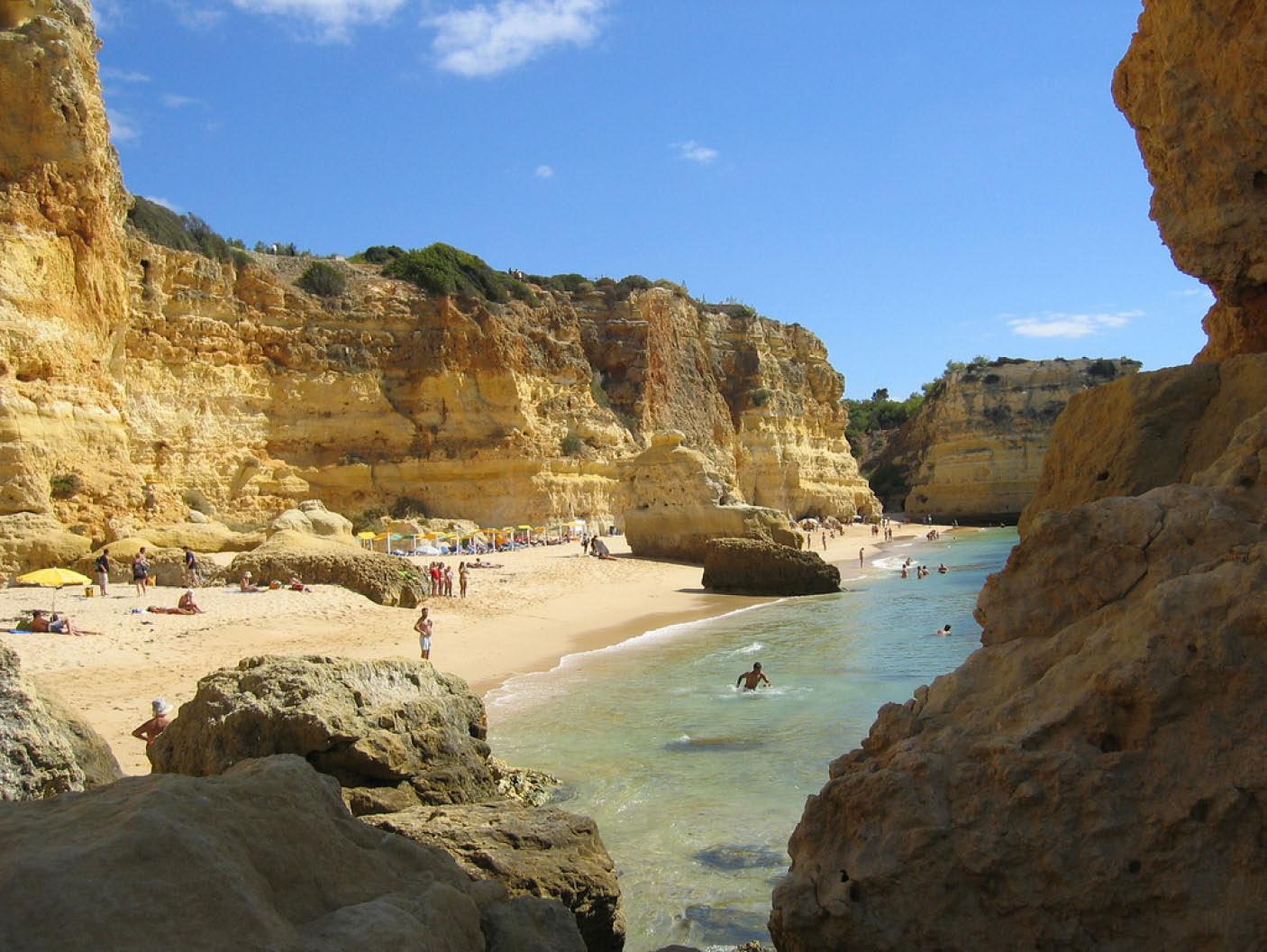 19 Самые необычные пляжи мира (фото)
