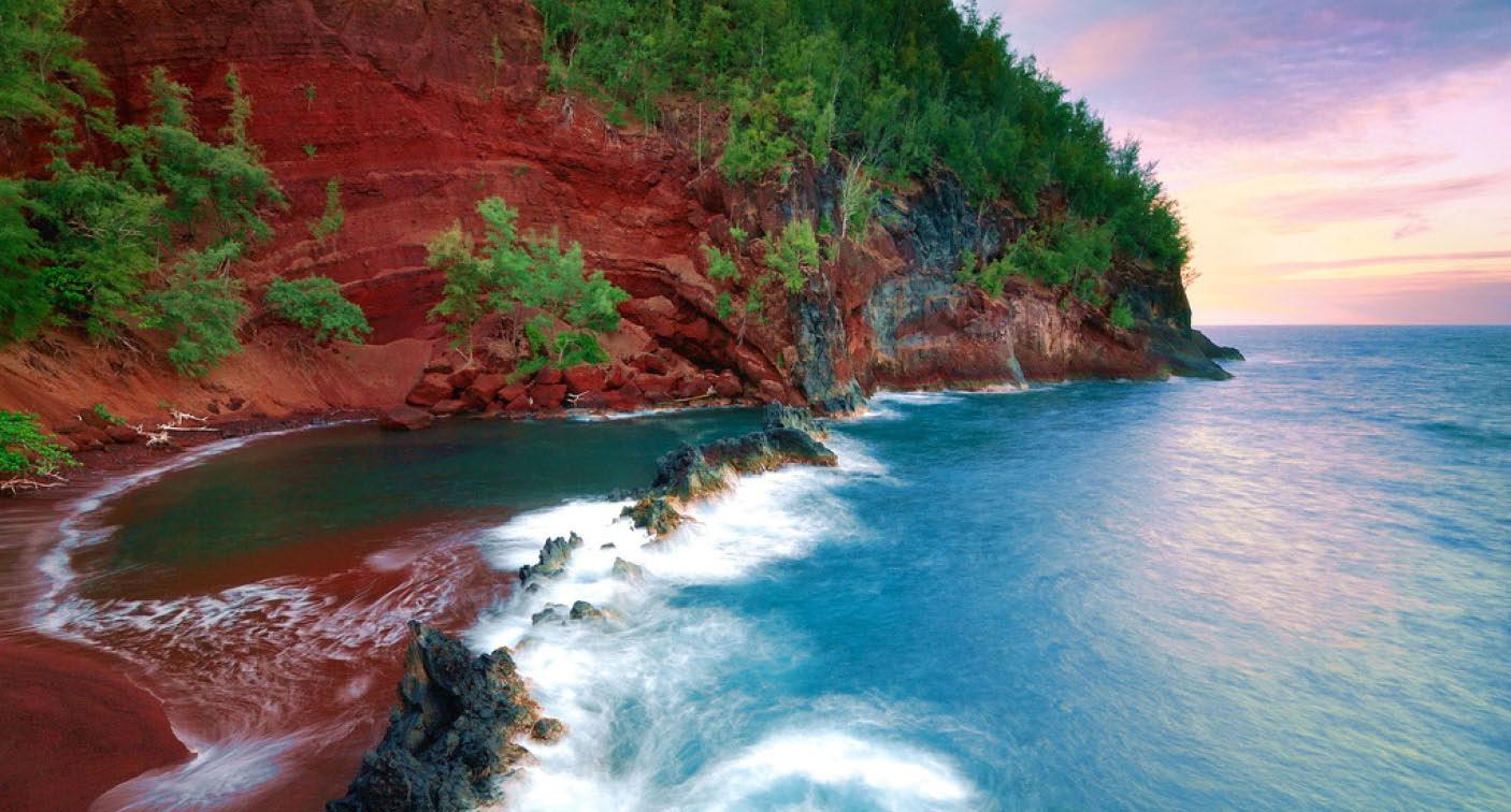 21 Самые необычные пляжи мира (фото)