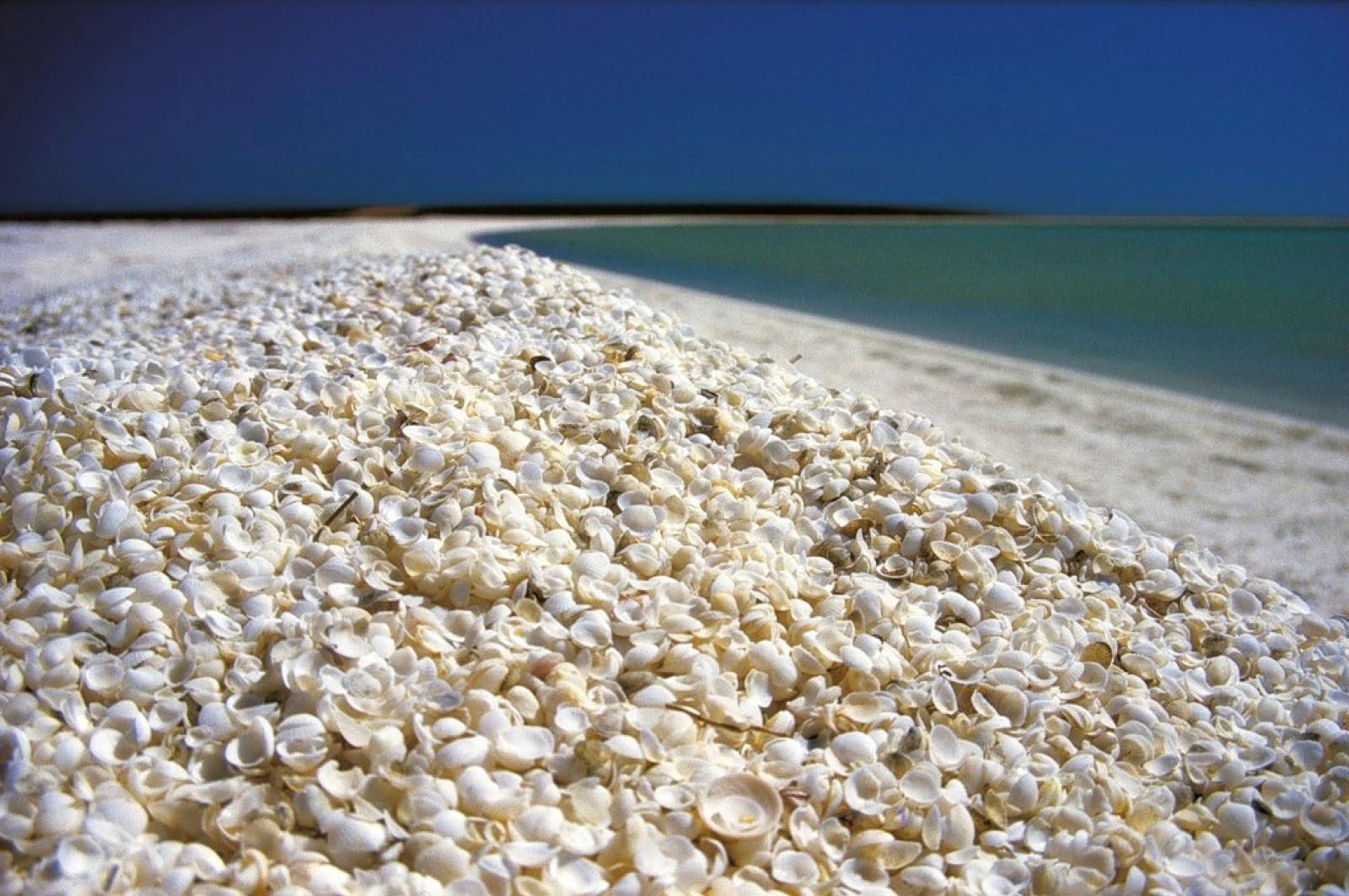 32 Самые необычные пляжи мира (фото)