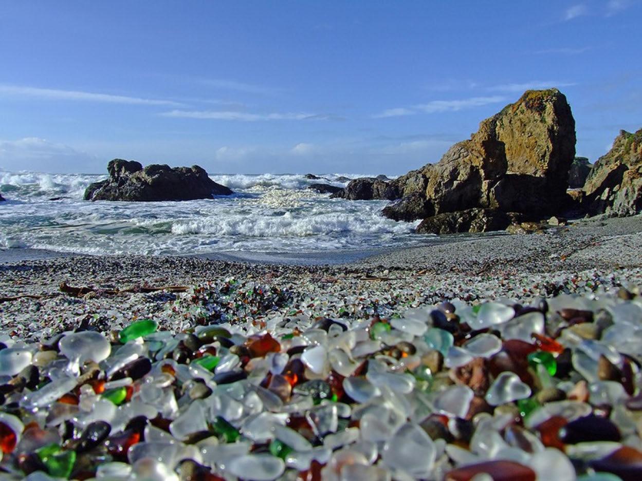 39 Самые необычные пляжи мира (фото)