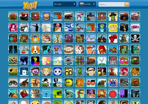 yepi.com играйте в бесплатные игры yepi онлайн