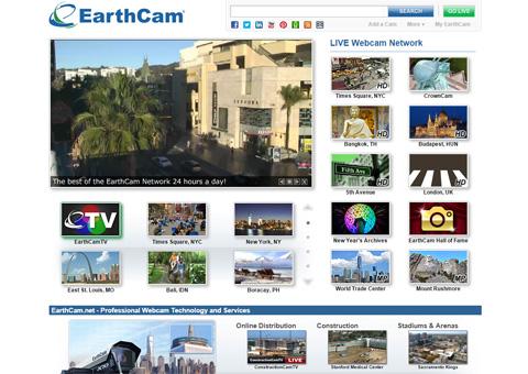 Онлайн-камеры по городам  мира